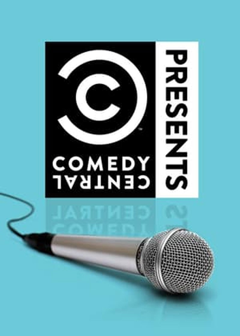 Comedy Central Presents Show Poster