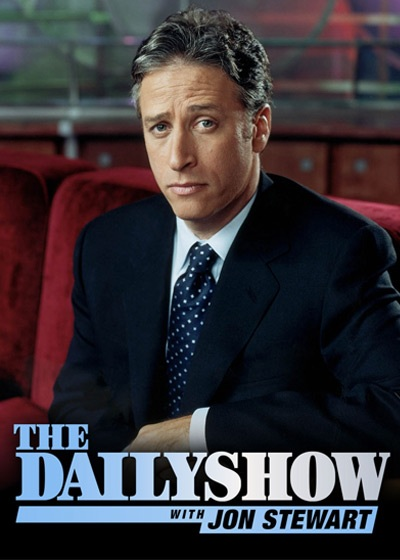 Daily Show with Jon Stewart Show Poster