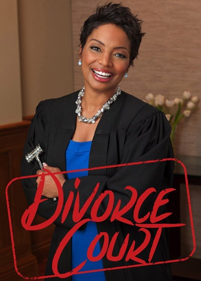 Divorce Court Show Poster