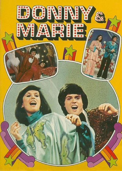 Donny and Marie Show Poster