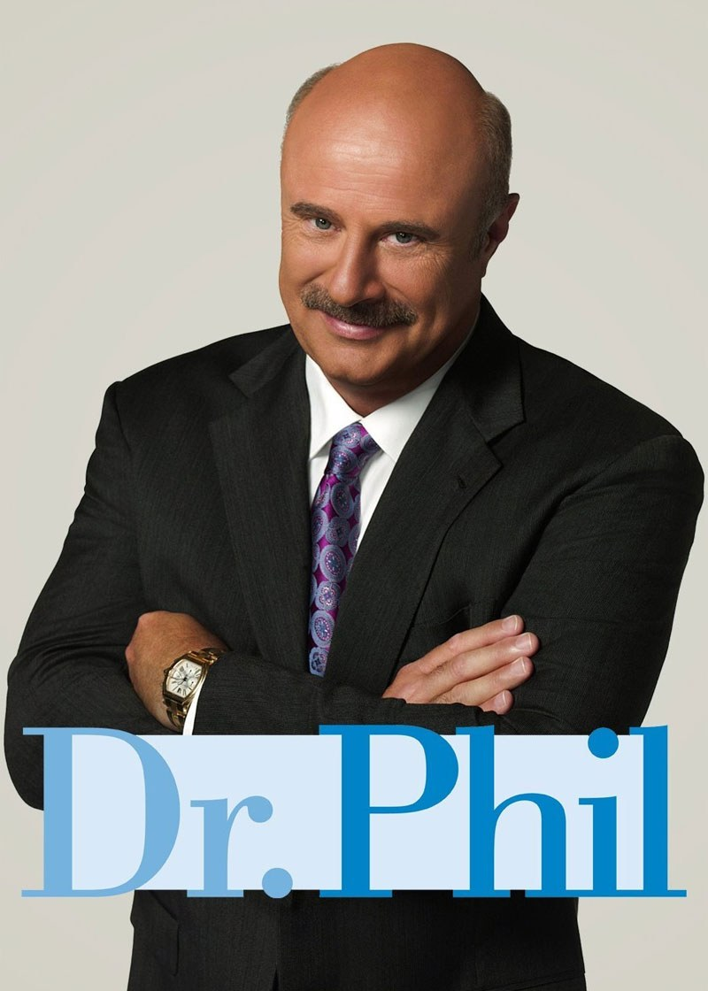 Dr. Phil Show Show Poster