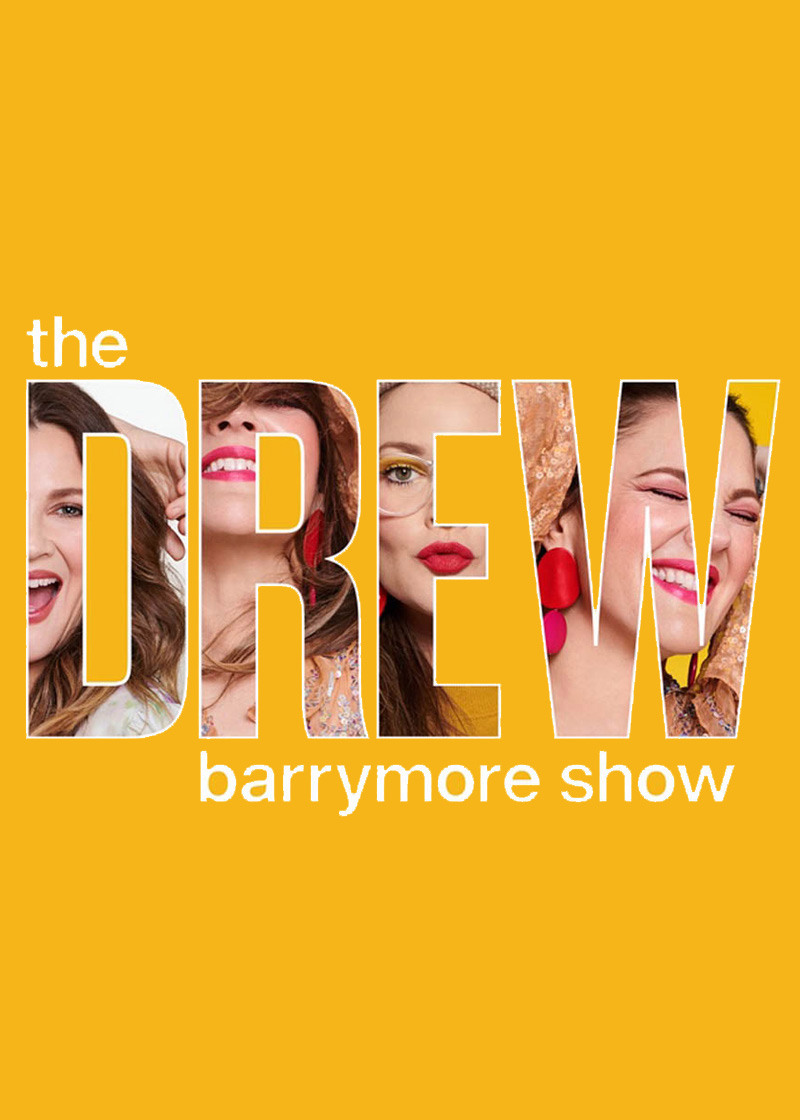 The Drew Barrymore Show Show Poster