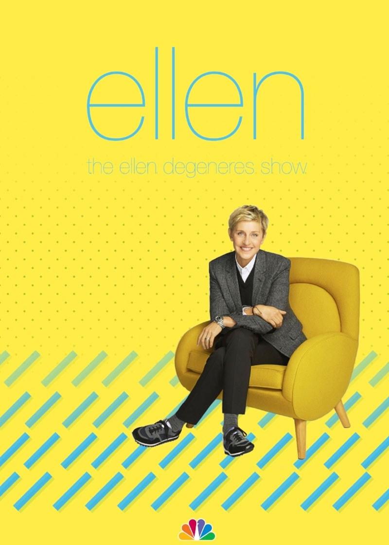 Ellen Show Poster