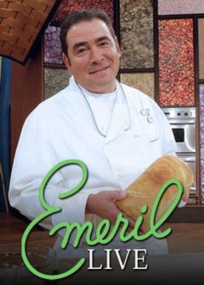 Emeril Live Show Poster