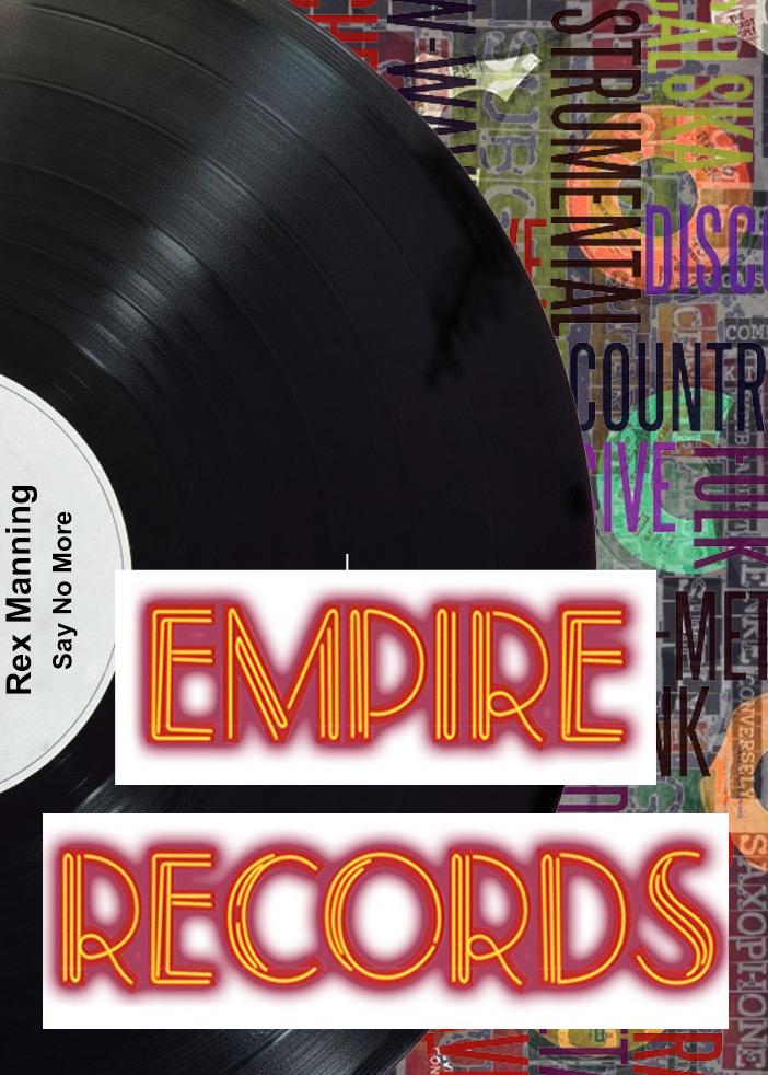 Empire Records Poster