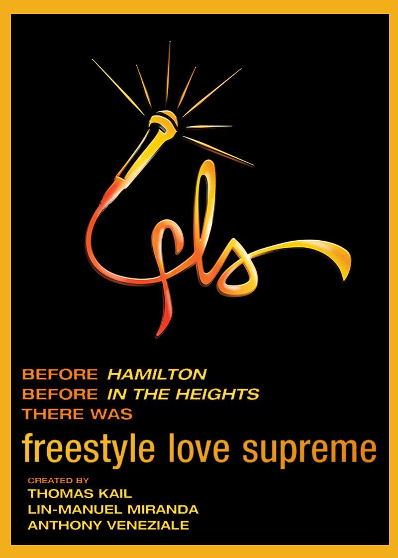 Freestyle Love Supreme Poster