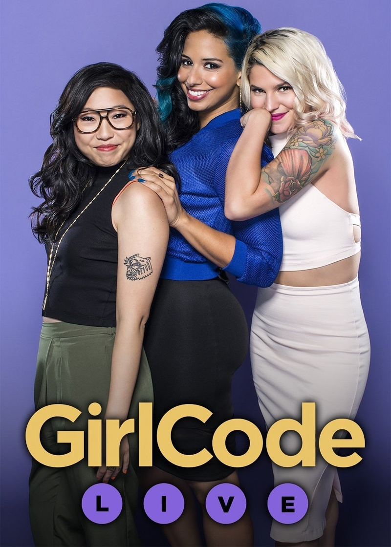 Girl Code LIVE! Show Poster