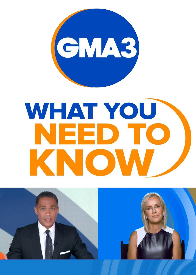 GMA3 Show Poster