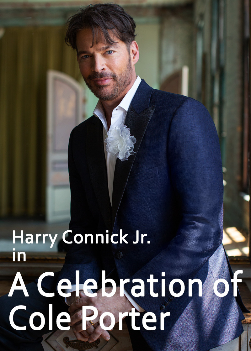 Harry Connick, Jr. - A Celebration of Cole Porter Poster