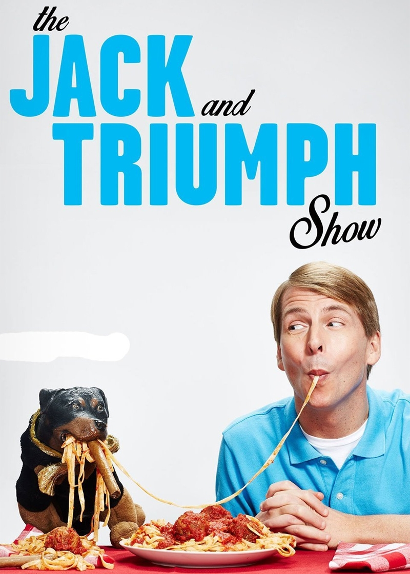 Jack and Triumph Show Poster