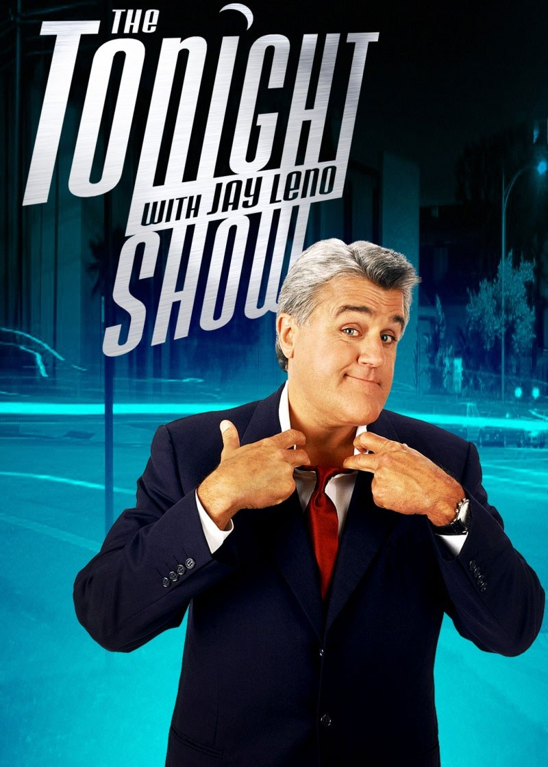 The Tonight Show with Jay Leno Show Poster