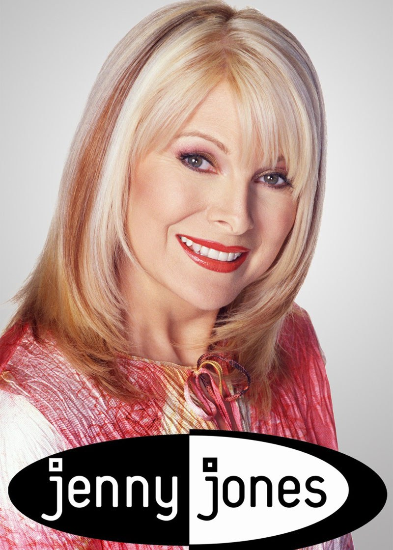 Jenny Jones Show Poster