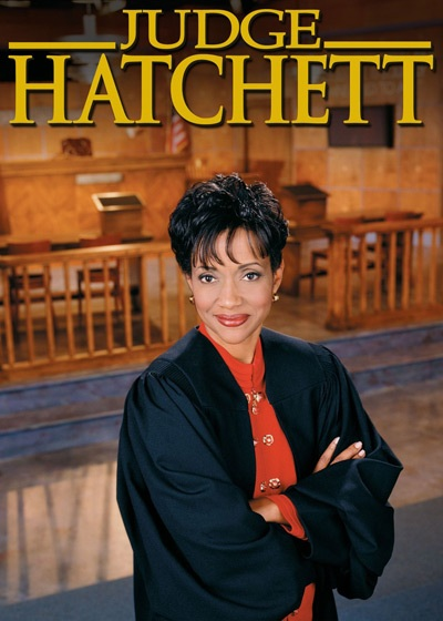 Judge Hatchett Show Poster