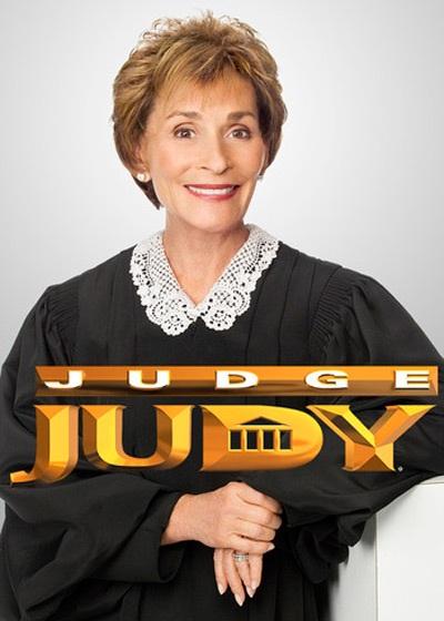 Judge Judy Show Poster