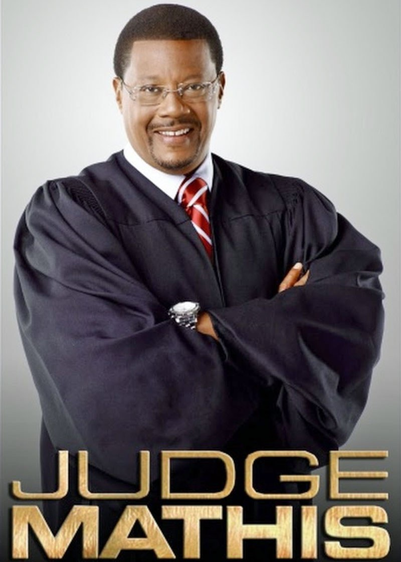 Judge Mathis Show Poster