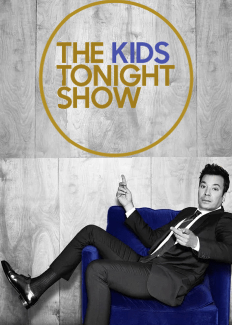 The Kids Tonight Show Show Poster
