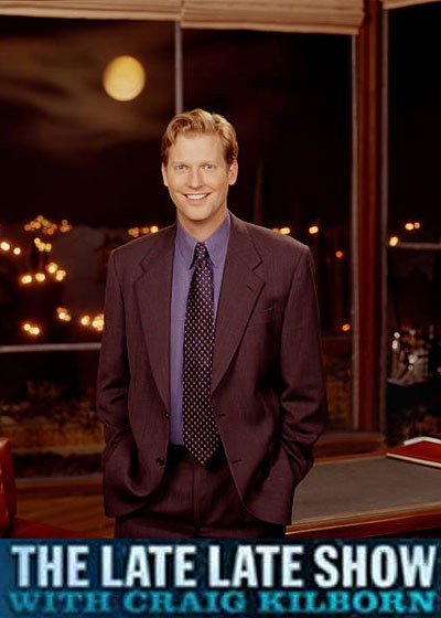 The Late Late Show with Craig Kilborn Show Poster