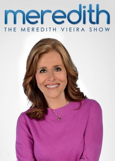 Meredith Vieira Show Show Poster