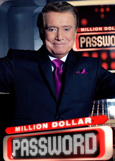 Million Dollar Password Show Poster