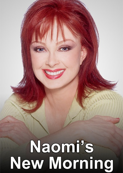 Naomi's New Morning Show Poster