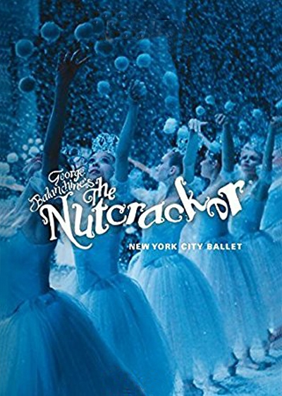 The Nutcracker at The Lincoln Center 2019 Poster