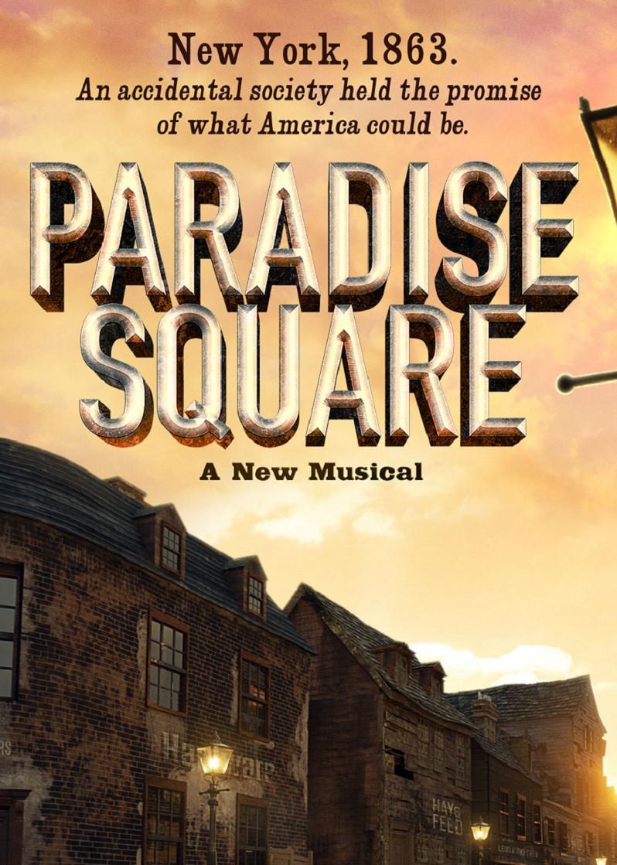 Paradise Square Poster