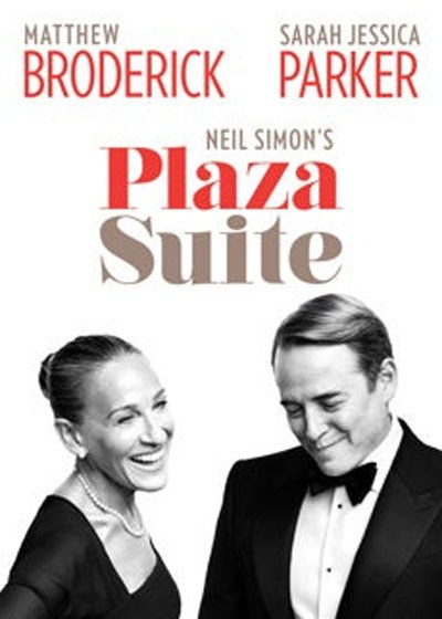 Plaza Suite Poster