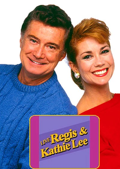 Live! with Regis and Kathie Lee Show Poster