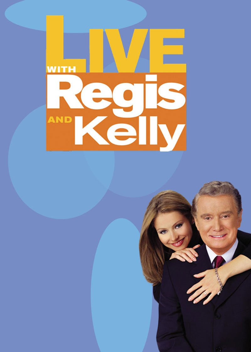 Live! with Regis and Kelly Show Poster