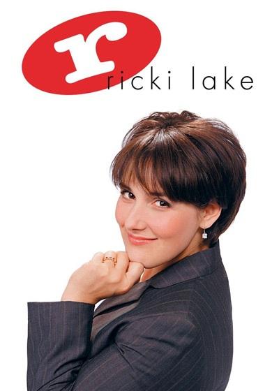 Ricki Lake Show Poster