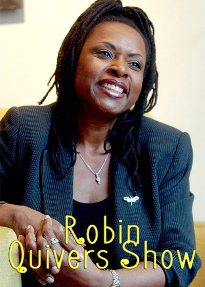Robin Quivers Show Poster