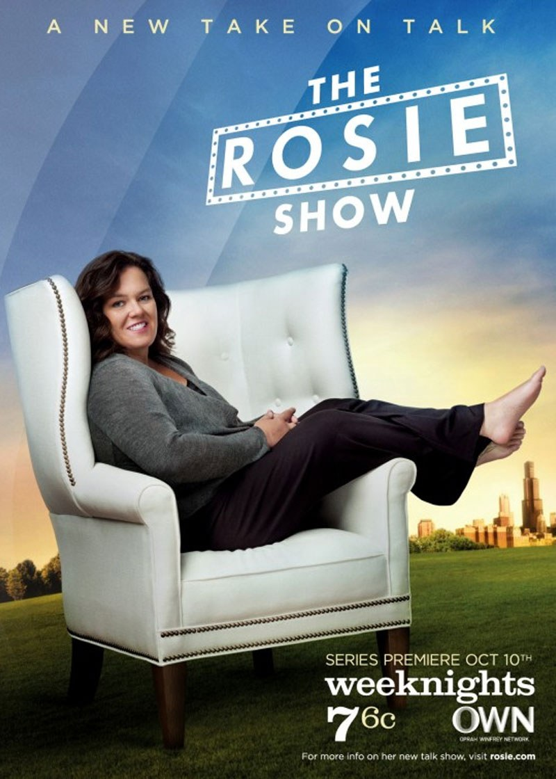 The Rosie Show Show Poster