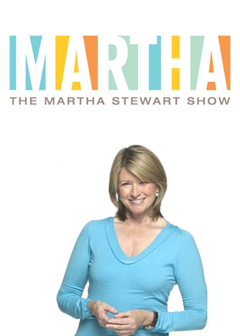 Martha Stewart Show Poster