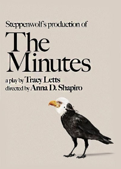 The Minutes Poster