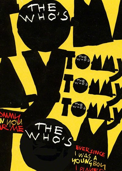 The Who's Tommy Poster