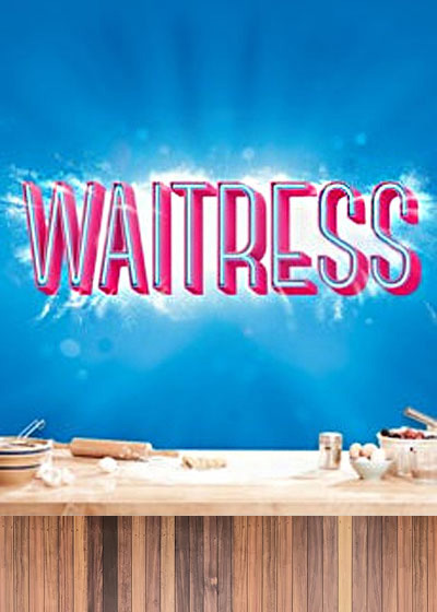 Waitress 2021 Poster