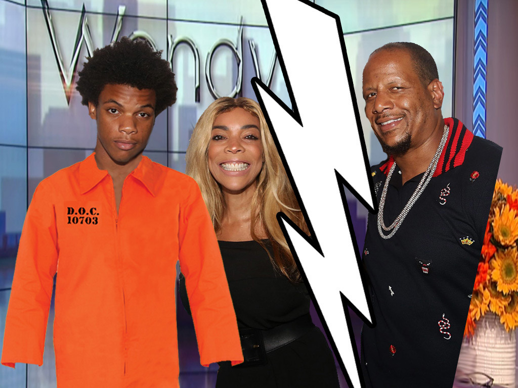 Wendy Williams family divided and new drama