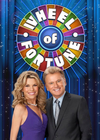 Wheel of Fortune Show Poster