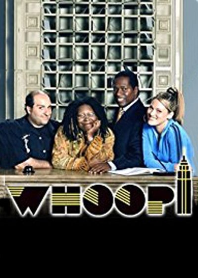 Whoopi Show Poster