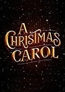 A Christmas Carol Broadway Show Poster