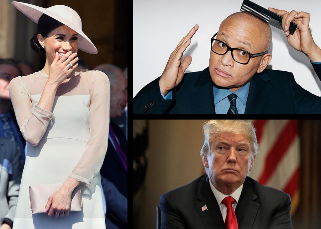 Markle Trump Wilmore Inline