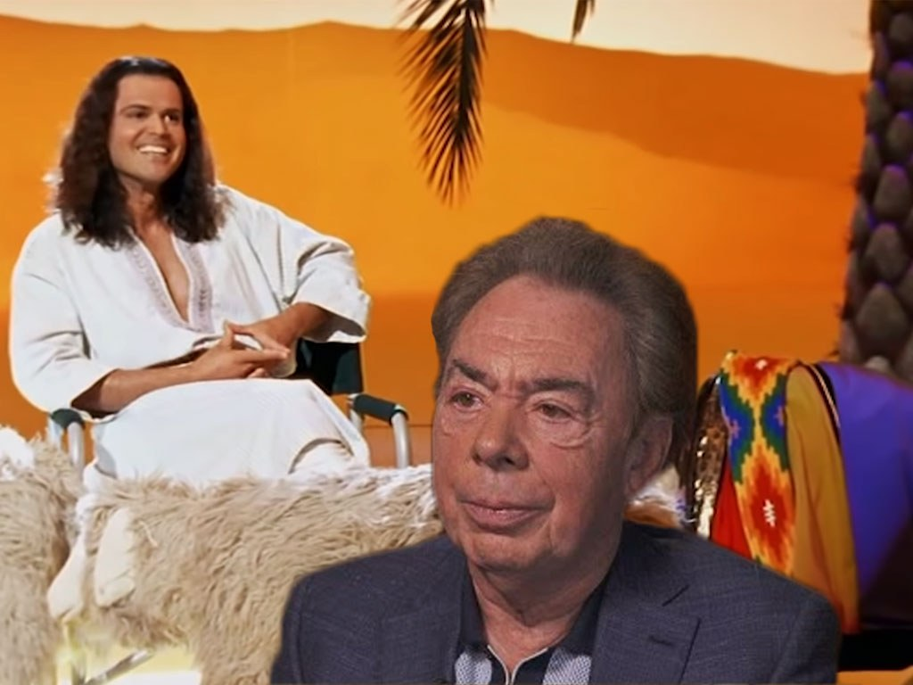 Andrew Lloyd Webber Joseph and the Amazing Technicolor Dreamcoat