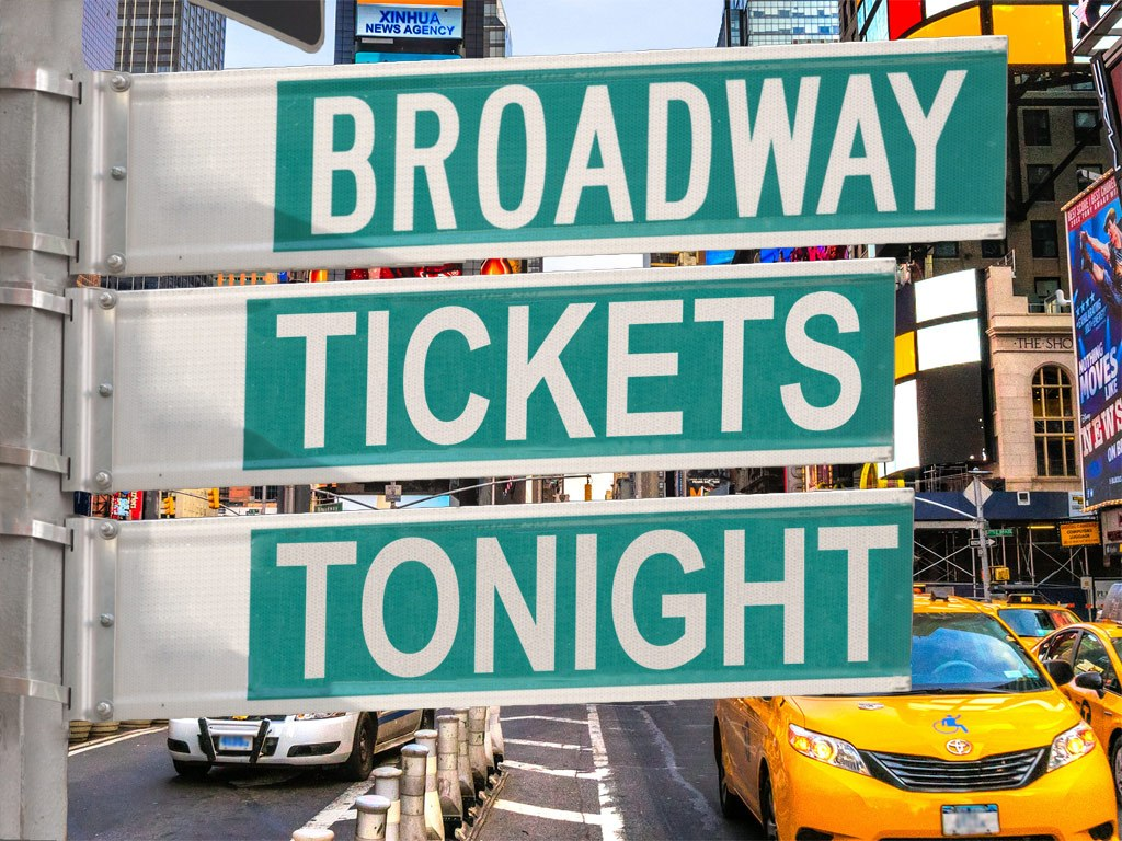 Broadway Ticket Tonight
