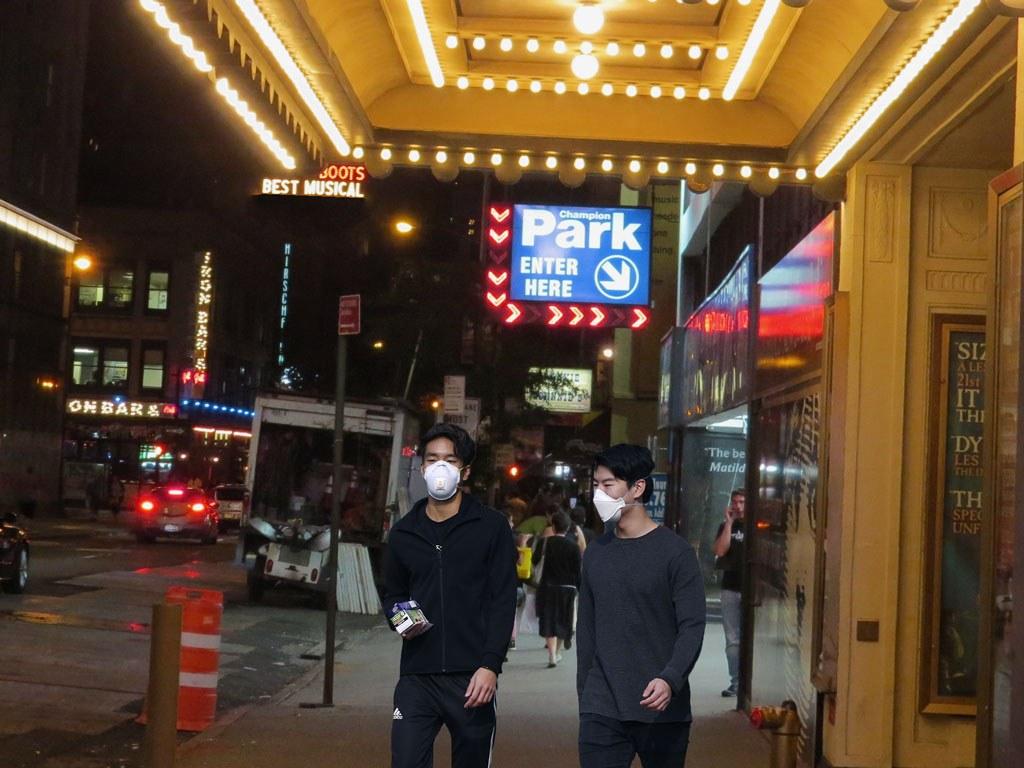 Coronavirus Threatens To Derail The New Broadway Season Inline Image