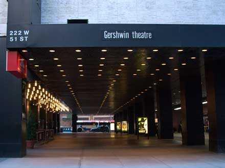 Gershwin Theatre Inline