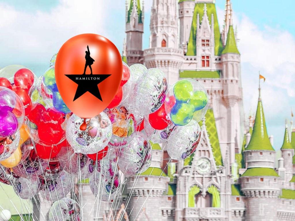 Disney And Hamilton