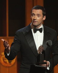Hugh Jackman Tony Awards