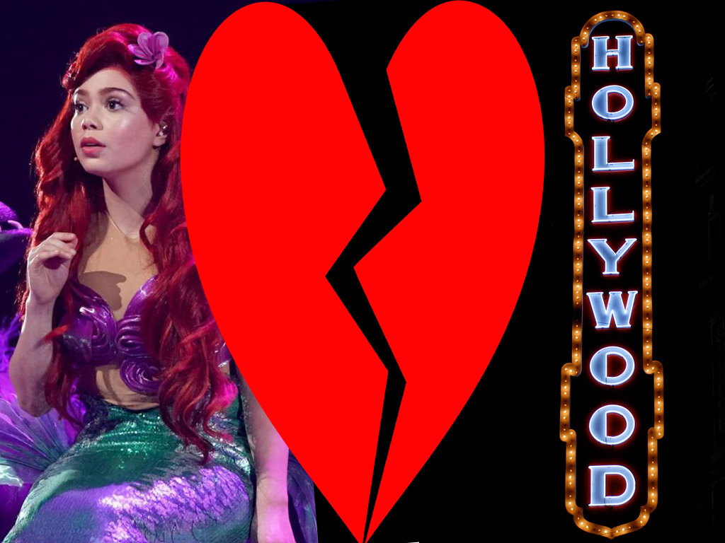 Little Mermaid and Hollywood