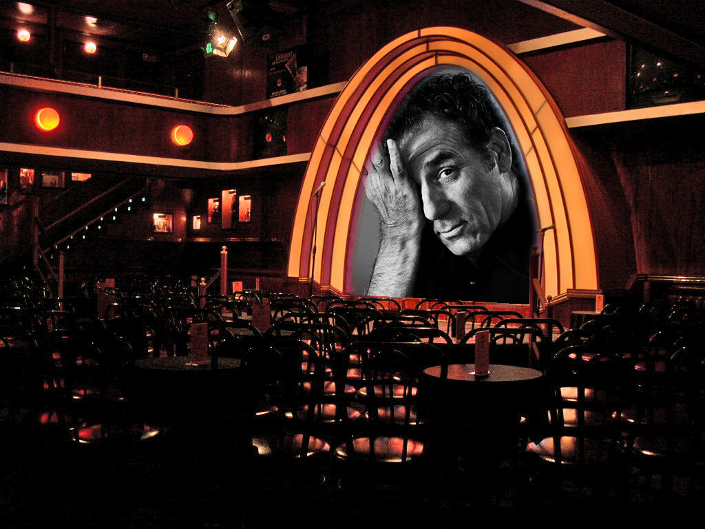 Michael Richards Laugh Factory 2006