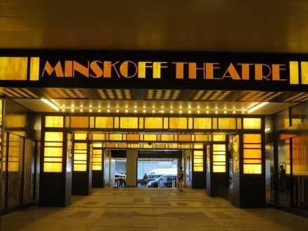 Minskoff Theatre Inline